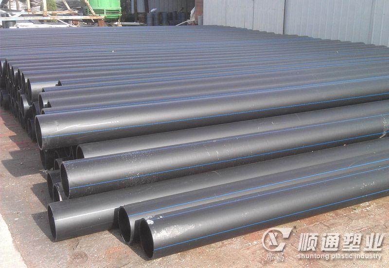 高密度聚乙烯(PE)给水管材